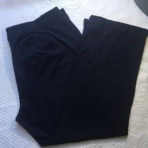 JM Collection Navy Chino Pant Sz 20W